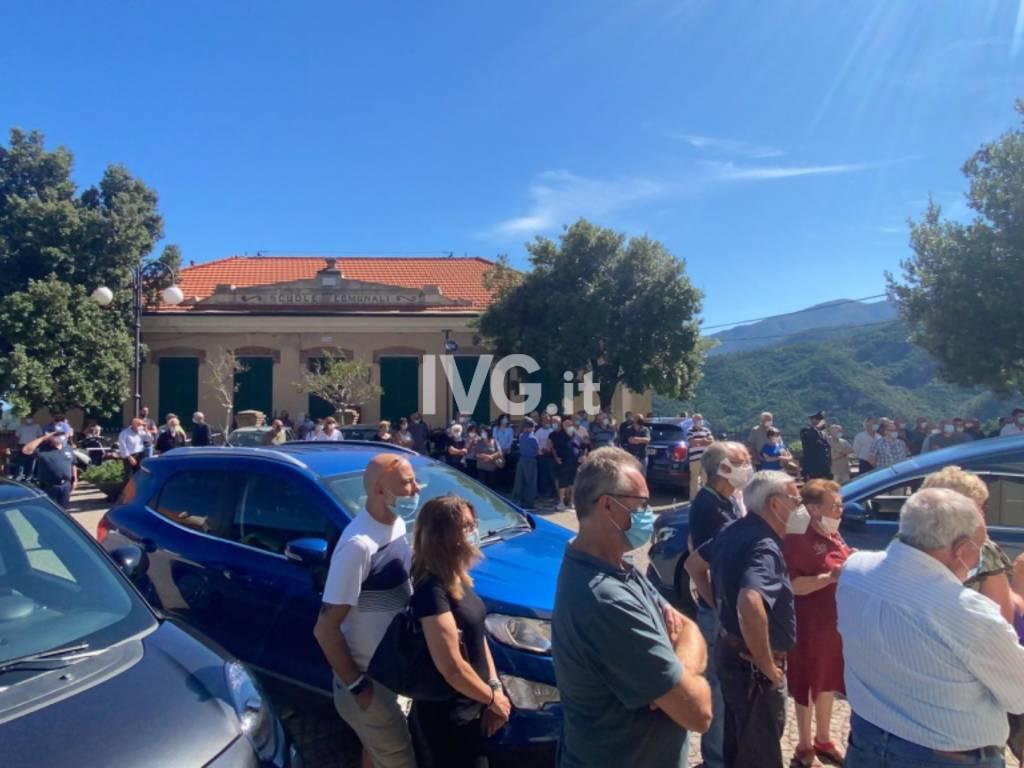 funerale luca Catania