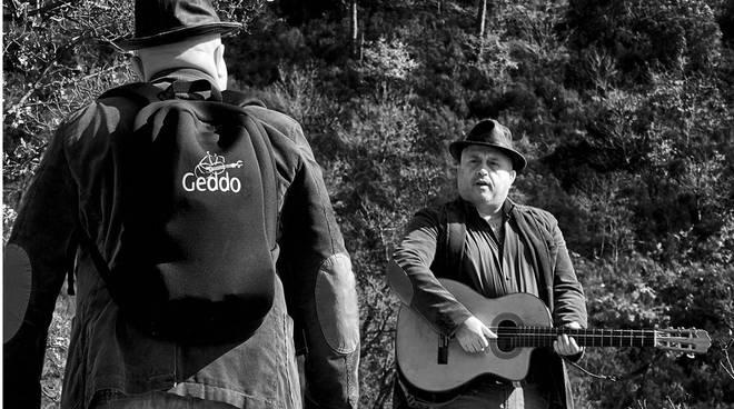 Geddo cantautore Albenga
