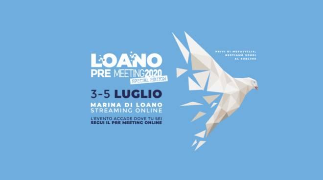 Presentazione Pre meeting Loano 2020