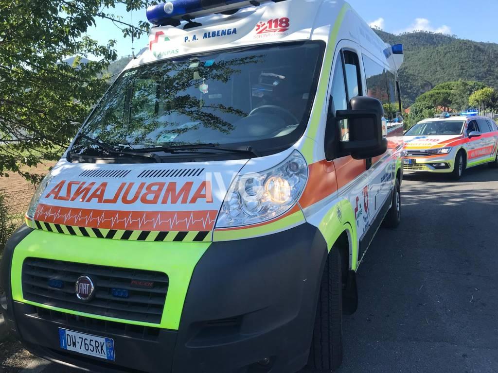 Croce Bianca Albenga Automedica
