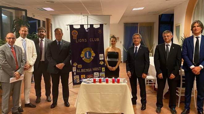 Lions Club Albenga Host 50 anni