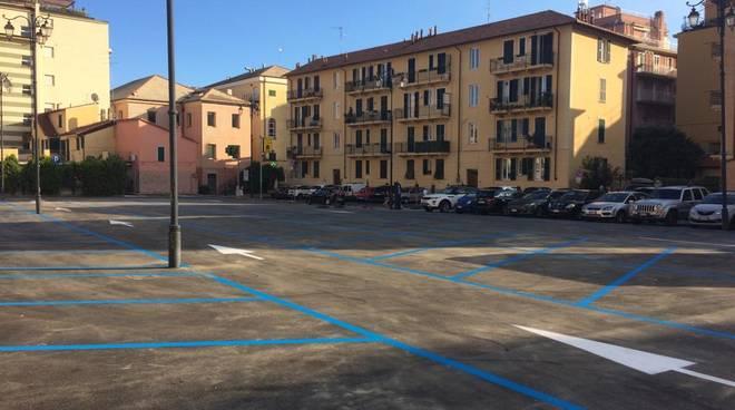 Piazza Paccini Alassio