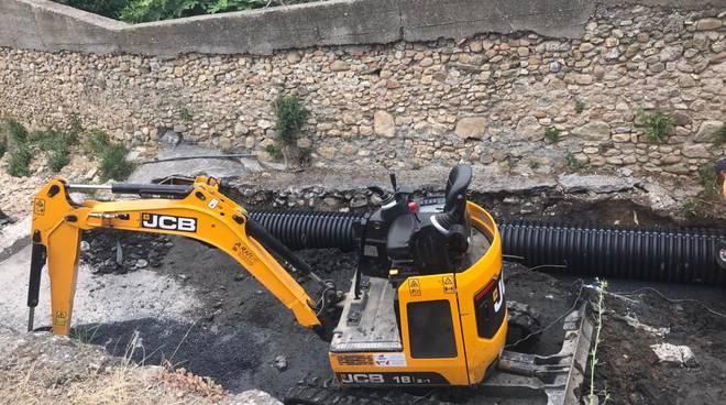 Intervento Sca Albenga