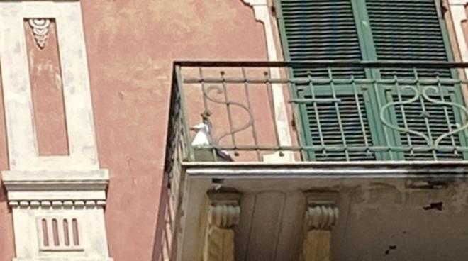 Gabbiano Balcone Savona