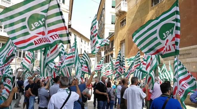 Presidio Fit Cisl Genova
