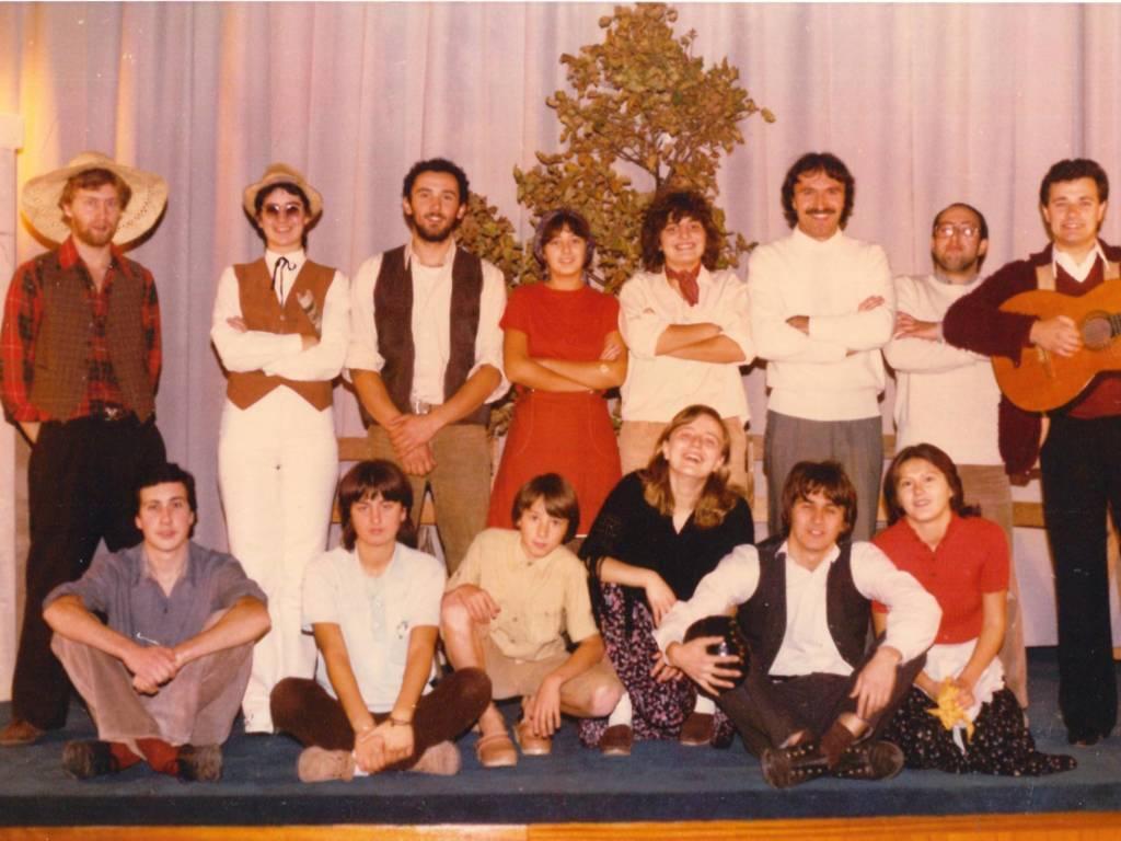 Uno sguardo dal palcoscenico 1980