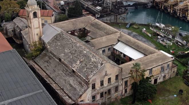 Convento San Giacomo Savona