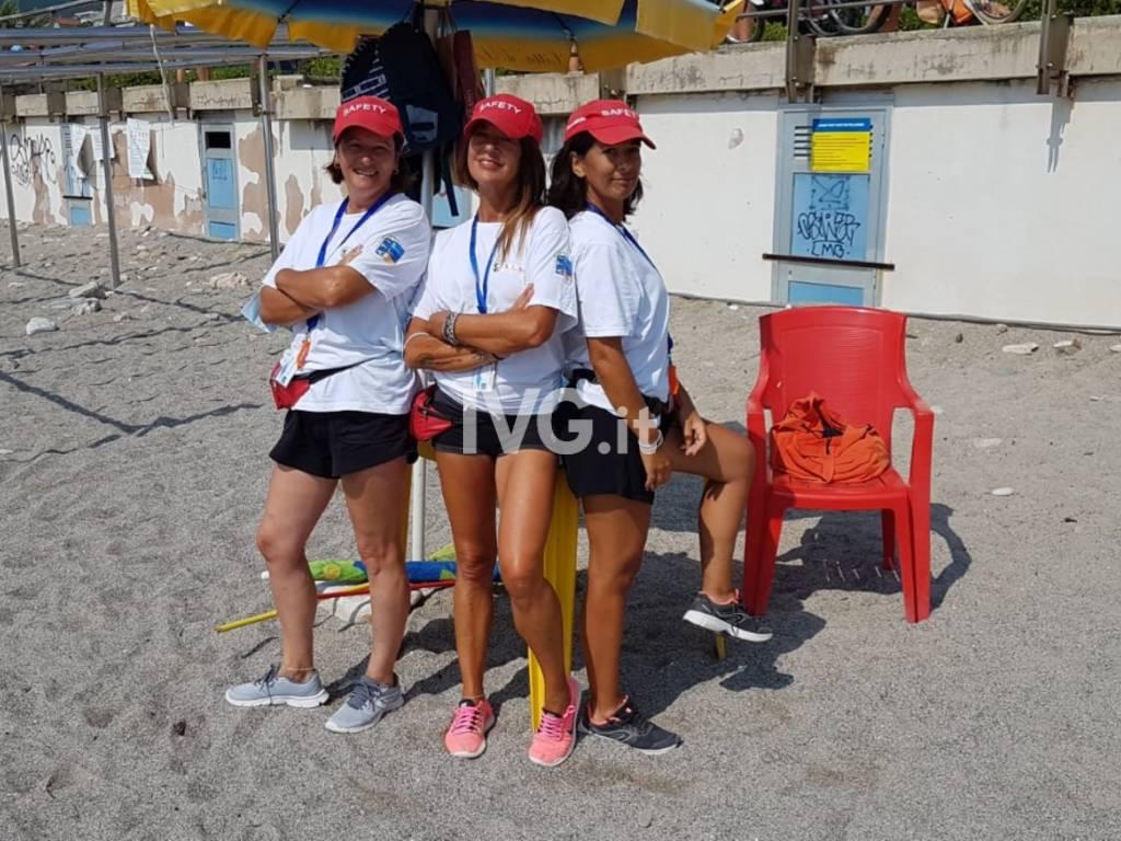 Spiaggia Sorveglianza Loano