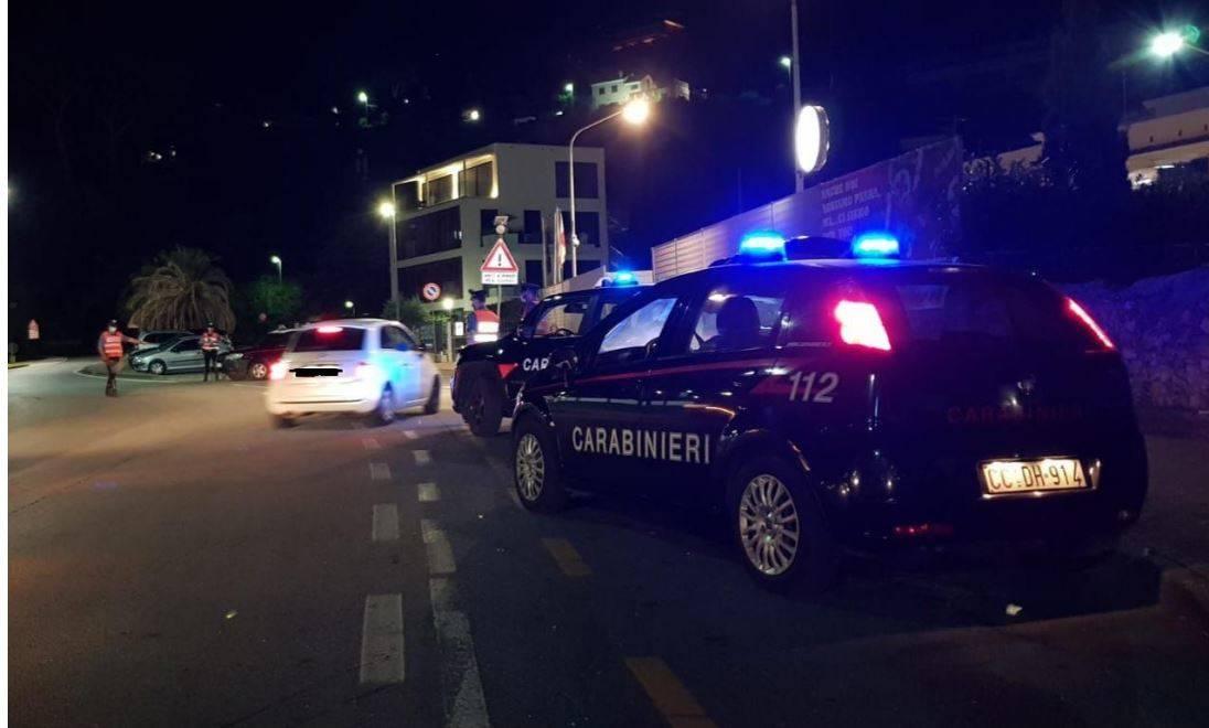 Controlli Carabinieri Savona Locali