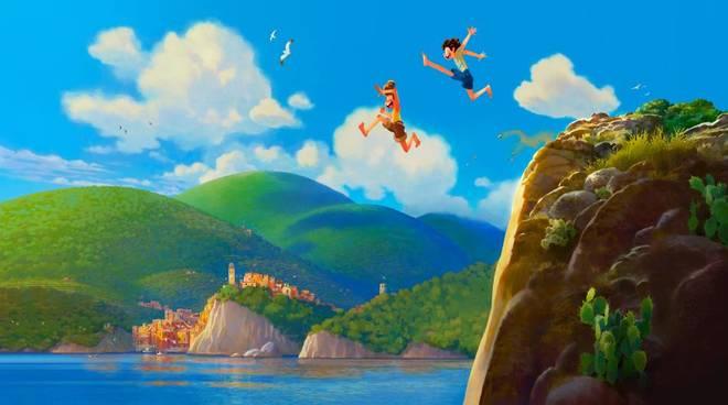 Disney Pixar annuncia Luca, il nuovo film d'animazione ambientato in Italia