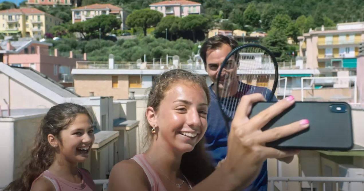 Carola Vittoria Federer Finale