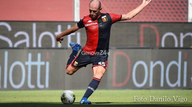 Genoa Vs Spal