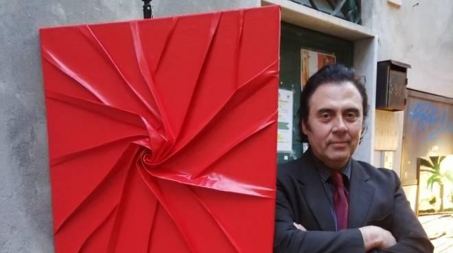 """""""Kromo-Regenesis"""" mostra Massimo Paracchini Galleria Noli Arte"""
