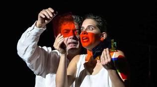 """""""La collina di Spoon River"""" spettacolo Teatro Sacco Savona"""