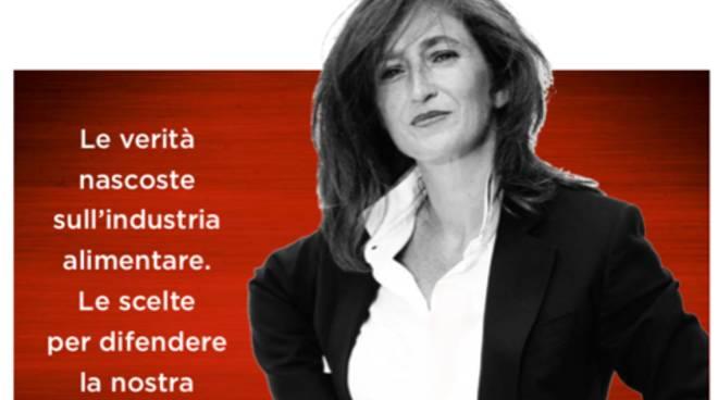 """""""La rivoluzione nel piatto"""" libro giornalista Sabrina Giannini"""