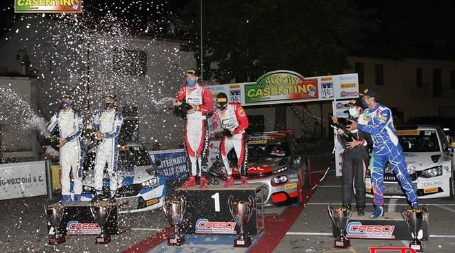 La Superba al Rally Internazionale del Casentino
