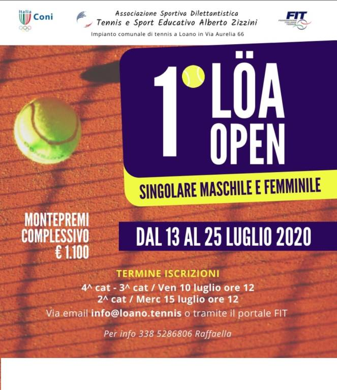 Loa Open