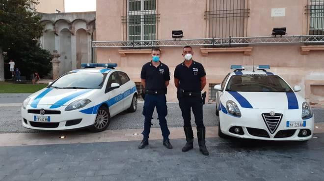 """Loano polizie locali """"Riviera di Ponente"""""""