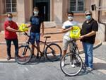 Loano Samuele Carpignano e Umberto Pastrone ciclisti astigiani