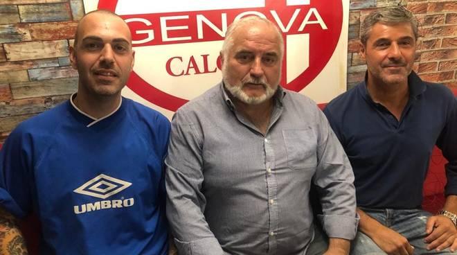 Maicol Celano, Marco Vacca, Roberto Balboni
