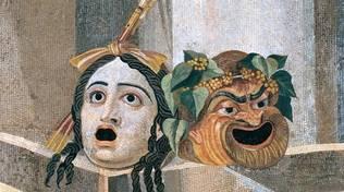 Maschere teatrali (greche)