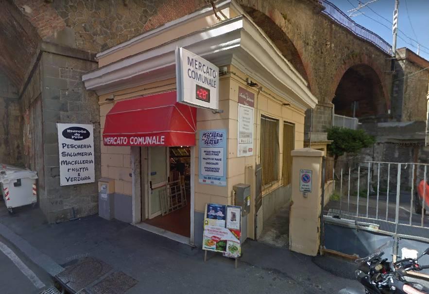 Mercato comunale Priaruggia