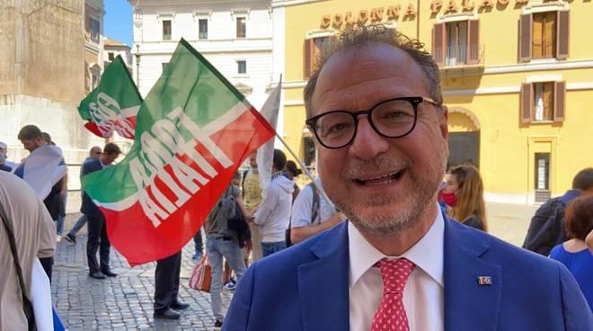 mule Forza Italia