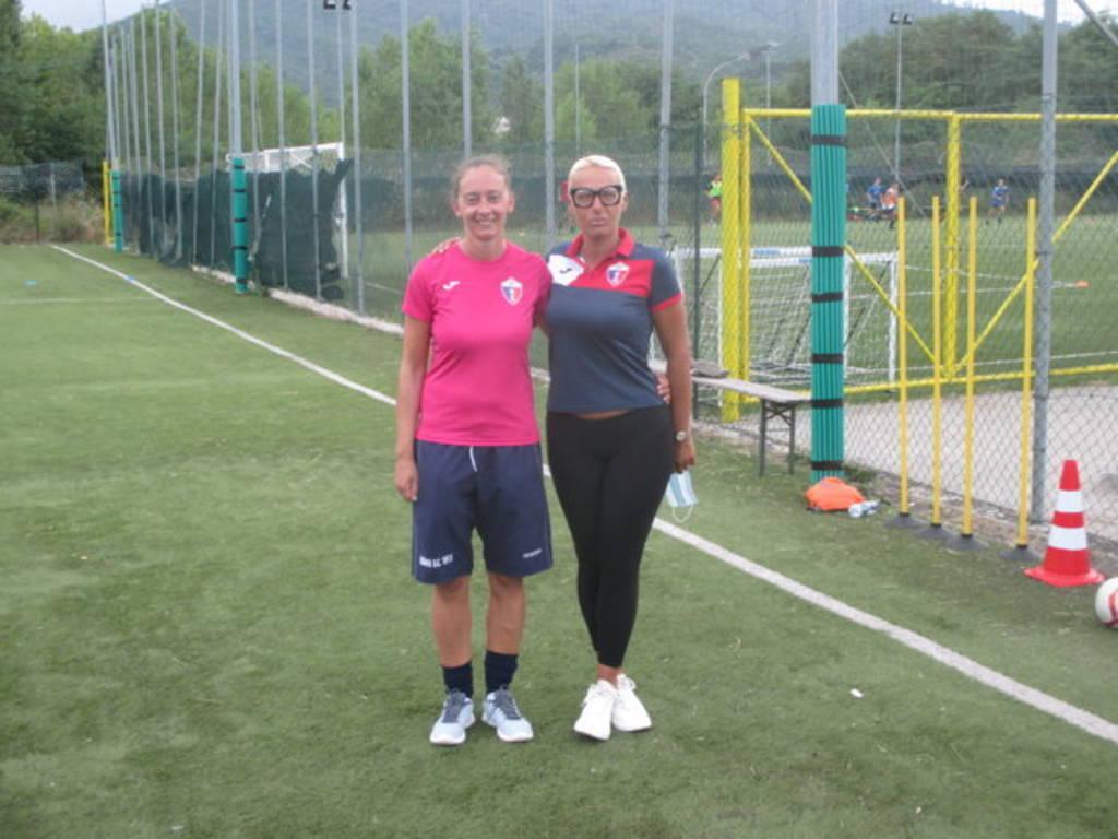 Nadia Galliano e Sabrina Traina