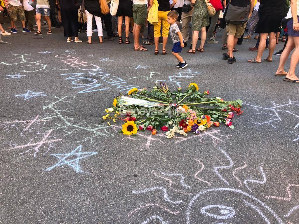 Piazza Alimonda, il ricordo a 19 anni dal G8 di Genova