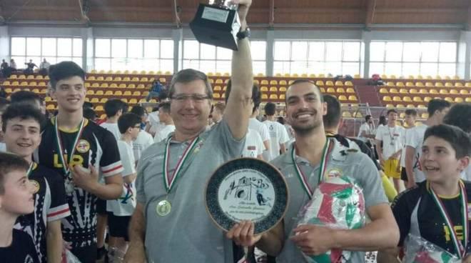 Piero Merello e Lorenzo Bottaro