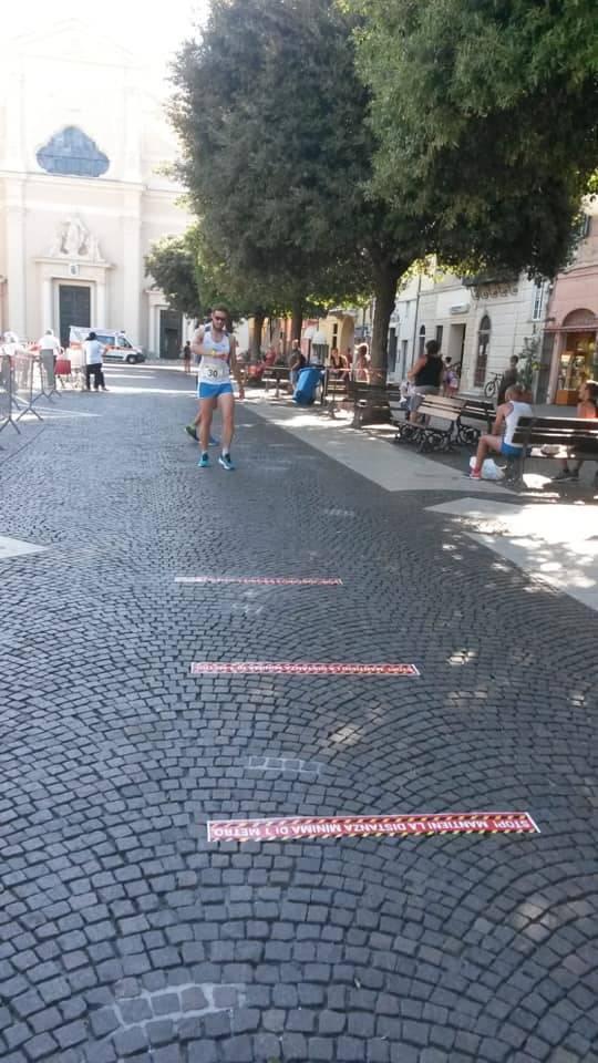 Podismo: la Up&Down a Pietra Ligure