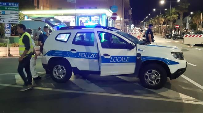 polizia locale loano