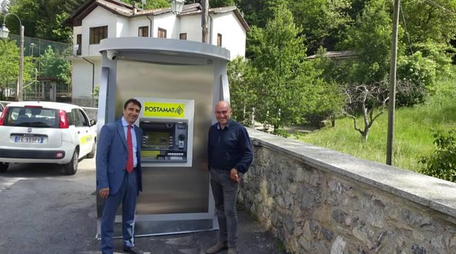 Poste ATM Postamat Massimino