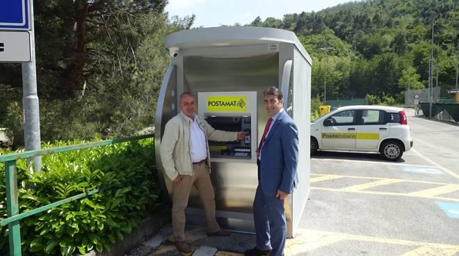 Poste ATM Postamat Plodio