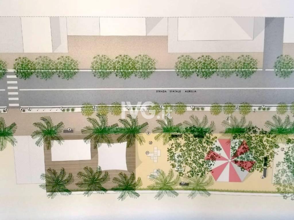Presentato il progetto della nuova passeggiata di Varigotti