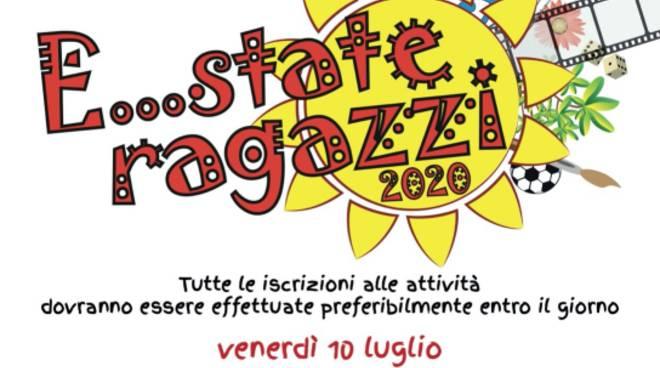 """Quiliano """"E...state Ragazzi"""" 2020"""