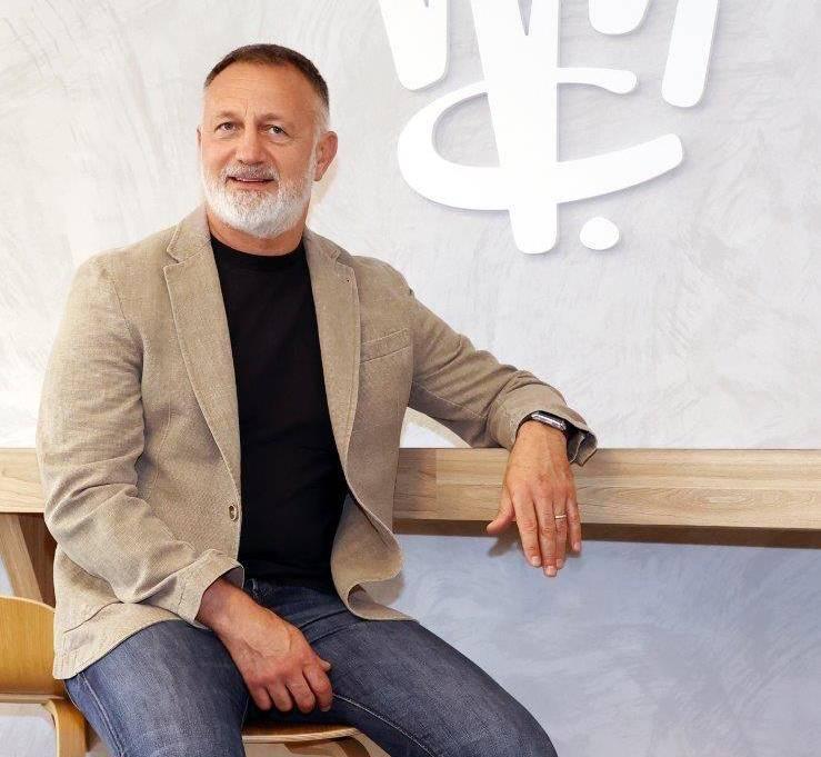 Roberto Razzini managing director Warner Chappell Music Italiana