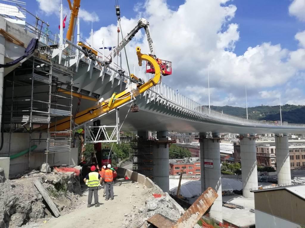 Robot nuovo ponte