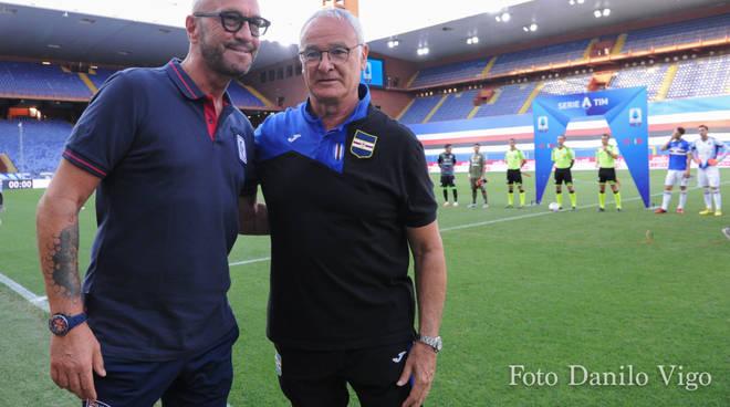 Serie A, Parma-Sampdoria 2-3: grande rimonta per i doriani che perdevano 2-0