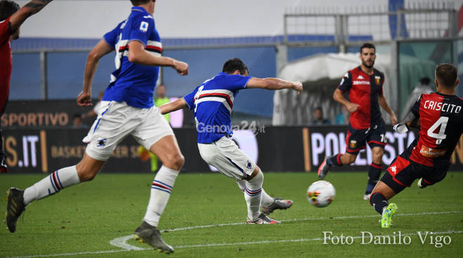 Sampdoria Vs Genoa