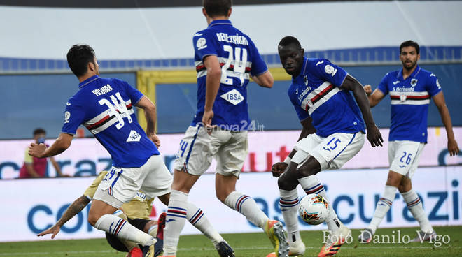 Sampdoria Vs Spal
