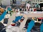 Sardine in piazza 4 luglio