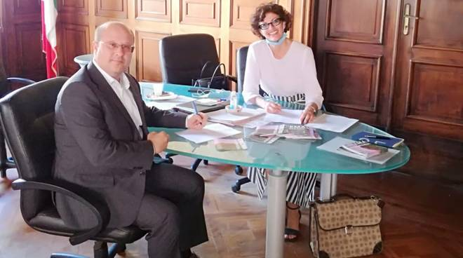 "Savona Coop Liguria ""Cinema in Fortezza"" 2020"