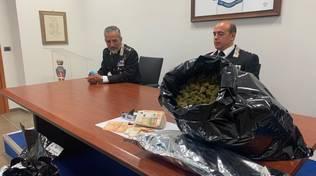 Savona, operazione antidroga dei carabinieri