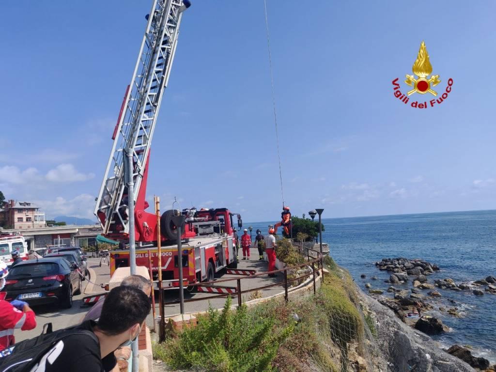soccorso in spiaggia
