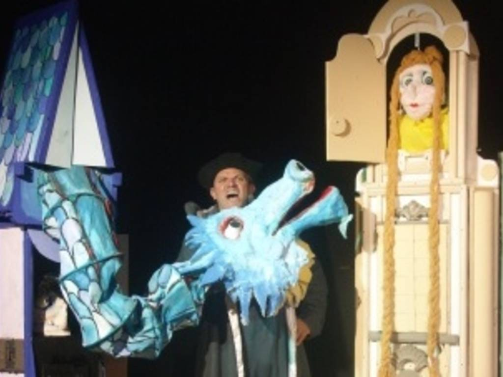 """Teatro dell'Erba Matta spettacolo """"Raperonzola"""""""