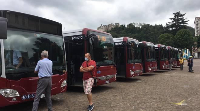 tpl linea nuovi autobus