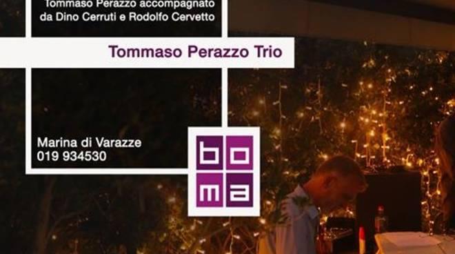 """Varazze """"Jazz Dinner"""" Boma Ristorante Caffè Tommaso Perazzo"""