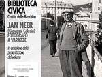"Varazze presentazione libro ""Jan Neer fotografo"""