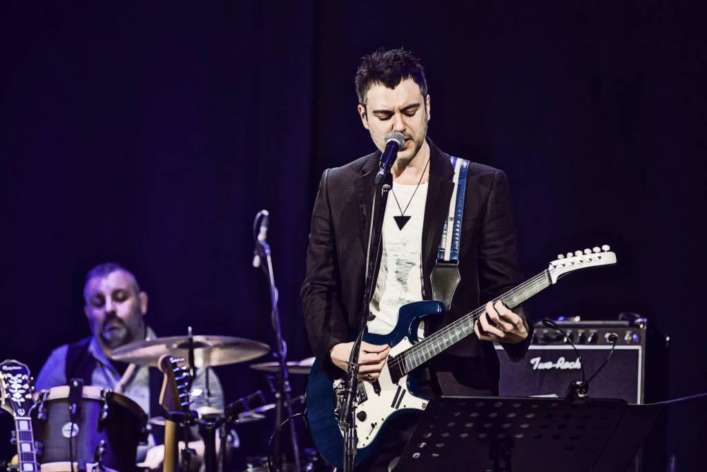 Groove Monkey gruppo musicale Matteo Garbarini